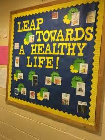 health  wellness bulletin board health bulletin