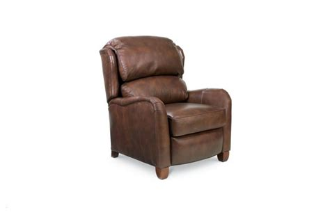 chair leather recliner donovan thomasville luxury