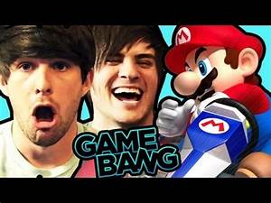 MARIO KART 64 BATTLE (Game Bang) - YouTube