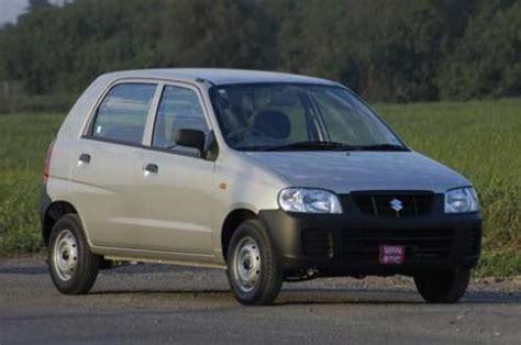 maruti suzuki alto review lxi cars review entry level