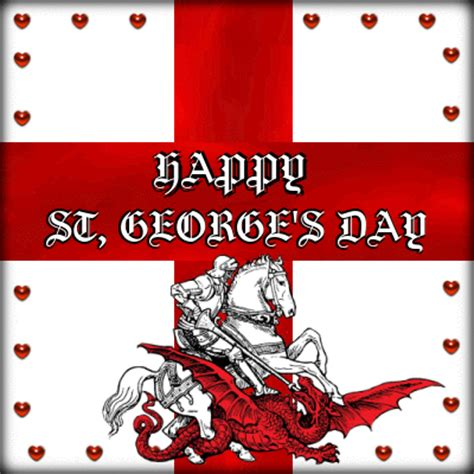 love  st georges day ecards