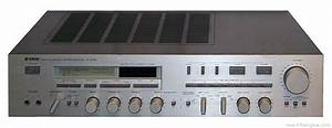 Yamaha R-1000 - Manual - Am  Fm Stereo Receiver