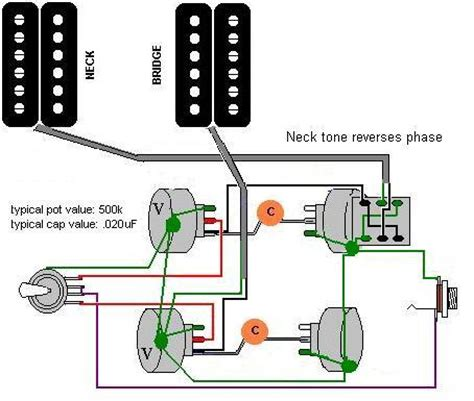 Push Pull Pot Phase Reversal Wiring Problems Les