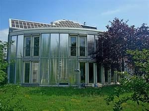 Das Schönste Haus Deutschlands : freiburg im breisgau das solarhaus erstes energieautarkes haus in deutschland gebaut 1992 93 ~ Markanthonyermac.com Haus und Dekorationen
