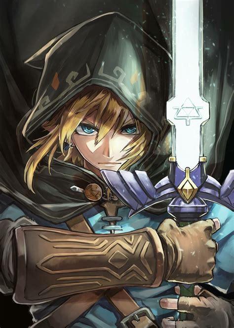 Tloz Botw Link Legend Of Zelda Legend Of Zelda