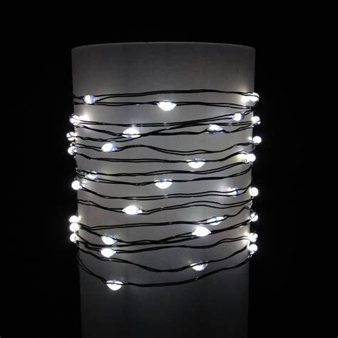 everlasting glow led light strings everlasting glow 174 wire string lights warm white led