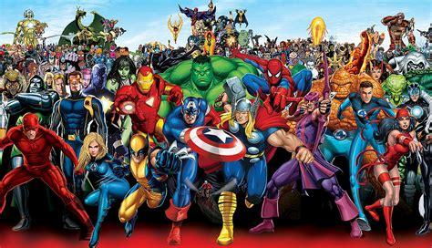 marvel crossover avengers