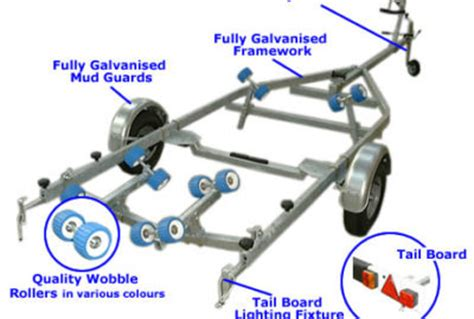 Boat Trailer Parts Rollers by Boat Trailer Parts Ftempo