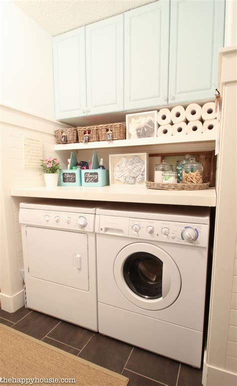 completely organize  laundry room   easy