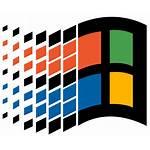 Windows 95 Microsoft Vector Background Logos 98