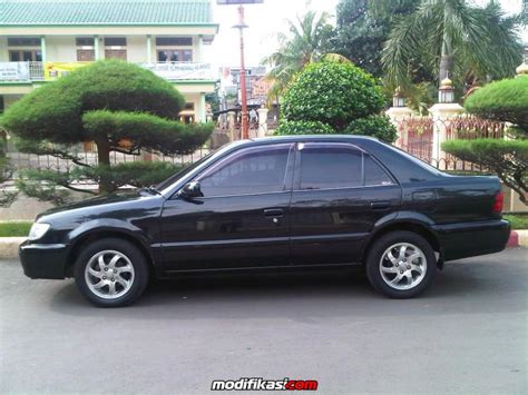 Soluna Modifikasi Kit by For Sale Toyota Soluna Gli Hitam Metalik Manual 2002 Dp