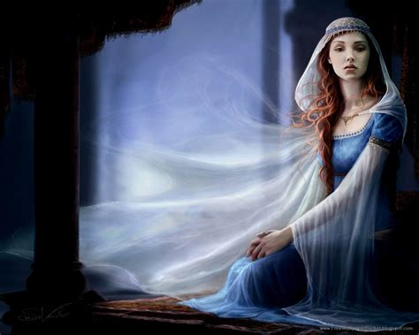 10 Most Beautiful Fantasy Girls Wallpapers Gallery 04