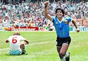 "Falklands and Football: Diego Maradona's ""Hand of God ..."