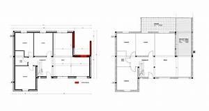 plan architecte agrandissement maison With plan agrandissement maison gratuit