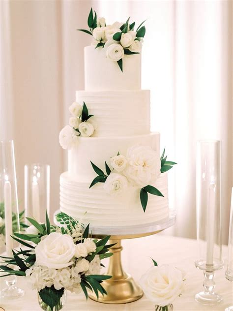 The Most Elegant Wedding Cakes Weve Ever Seen
