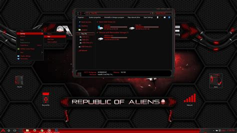 Themes For Alienware Windows 10 Theme