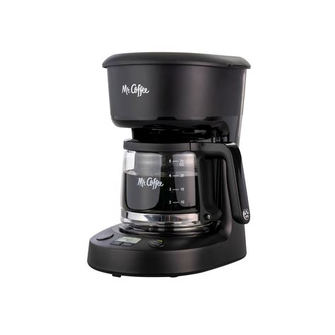 Ninja coffee bar with auto iq and thermal carafe — $55 off. Mr. Coffee 5-Cup Programmable Coffee Maker, 25 oz. Mini Brew, Brew Now or Later, Black - Walmart ...