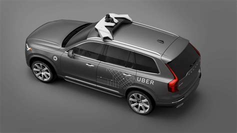 volvo vehicles volvo and uber join forces to develop autonomous cars