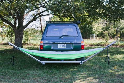 Tow Hitch Hammock by Hammock Roof Stands Budget Cargo Carriers A Deluxe