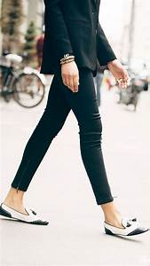 Make spectators stand out Set against black or navy | #InTheseShoes | Pinterest | Black pants ...