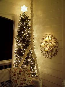 A, Christmas, Tree, For, The, Porch