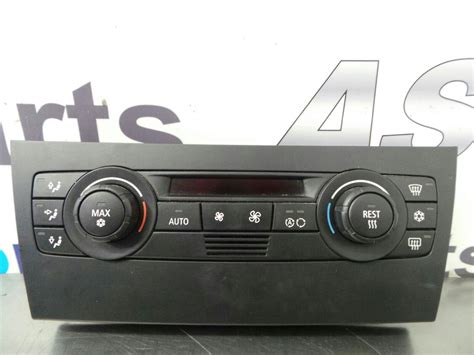automobile air conditioning service 2008 bmw 3 series interior lighting bmw e90 3 series air conditioning control unit 9199259 6983944 breaking for used and spare parts