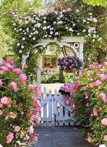 Country Garden Design : simple and beautiful country garden decor ideas 27 ~ Sanjose-hotels-ca.com Haus und Dekorationen