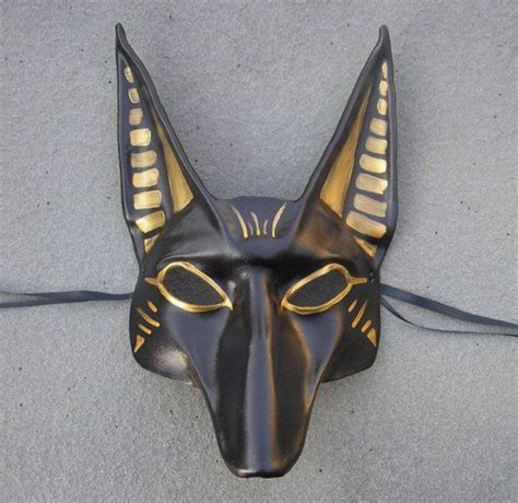 Anubis Costume Reserved For Helenaegyptian God Anubis