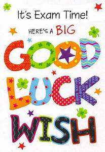 Best of luck for your exam | Exam Wishes | Pinterest ...