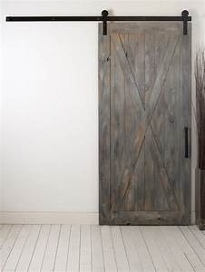 Full X Barn Door