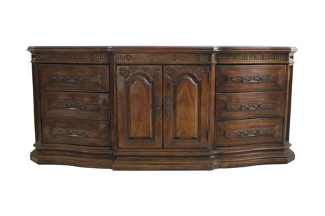 furniture international furniture company on a fruitwood dresser by white furniture company chairish