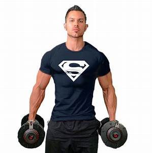 Plus Size M 2xl Mens T Shirt Muscle Golds Gyms Fitness Clothing Bodybuilding Tops Workout