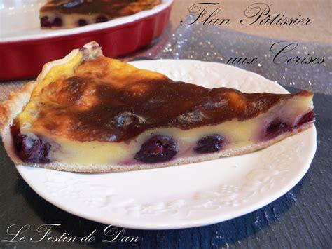 flan cerises sans pate 28 images les petits plats de flan parisien sans p 226 te de michalak