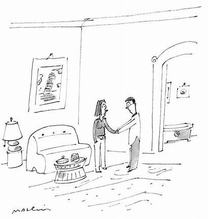 Cartoon Melania Trump Cartoons Yorker Effort Breaking