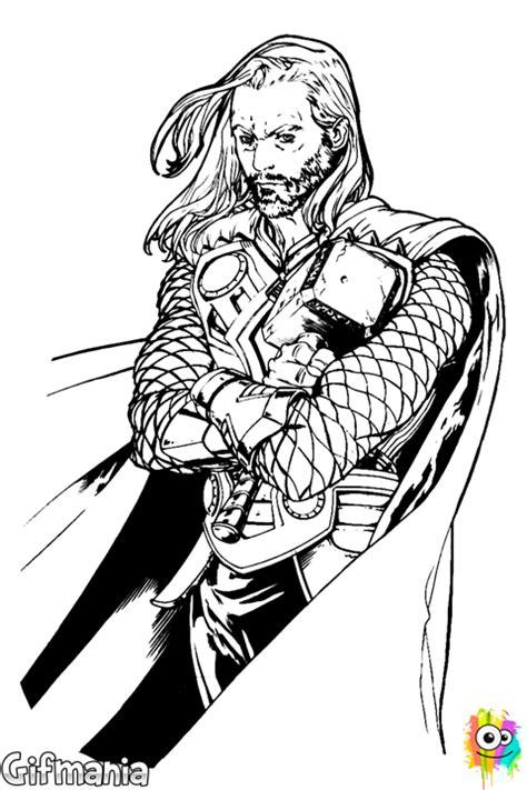 coloriage super heros marvel les beaux dessins de