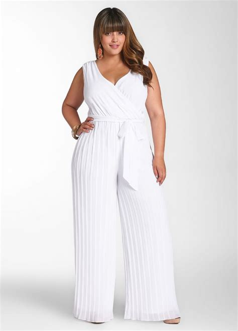 all white jumpsuit for trend alert plus size jumpsuit philippines and style