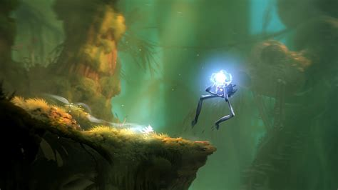 Ori Animated Wallpaper - ori and the blind forest gumo steam trading cards wiki