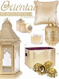 decoration orientale marocaine couleur or inspiration With idee couleur pour salon 9 mariage couleur or mariage oriental decorateur mariage