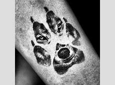 Tatouage Ours Geometrique Tattoo Art