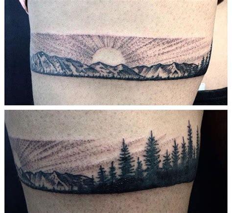 mountain tattoo ideas tattoos pinterest tatouage