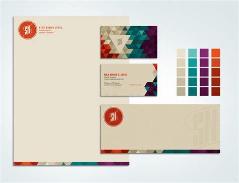 cool letterhead design  printable letterhead