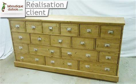 fabriquer le en bois fabriquer un meuble de mercerie le du bois