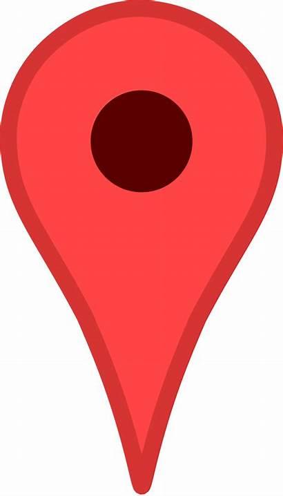 Clipart Location Maps Google Transparent Svg Point