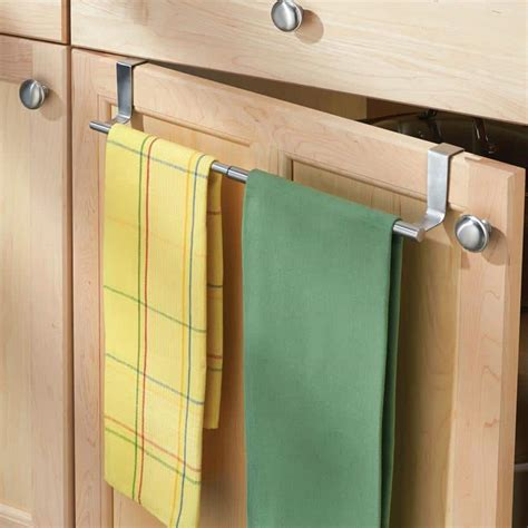 kitchen towel rack 17 exles of towel holder make the most of your kitchen