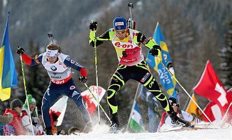 Biathlon  die Trendsportart