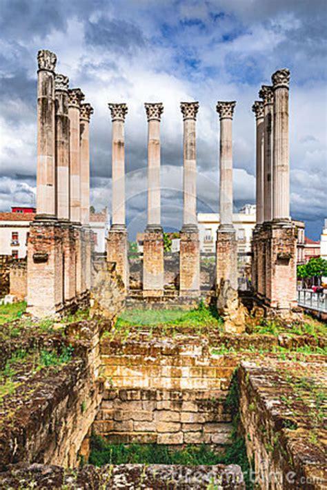 cordoba spain roman temple century andalusia