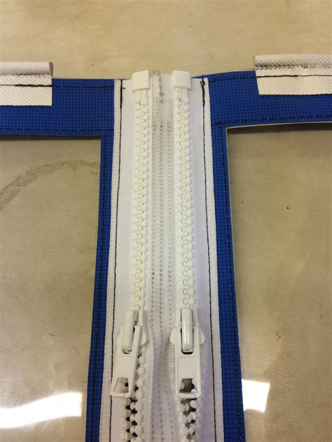 Boat Zipper Repair by Ez Xtend Boat Zippers Fix Shrinking Boat Enclosures Instantly