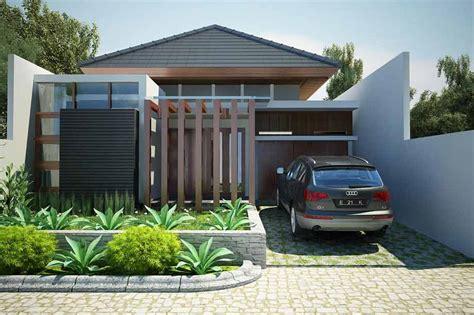 desain rumah minimalis bawah tanah contoh