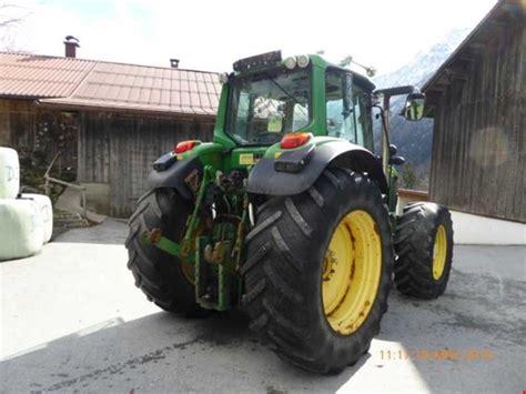 deere traktor kaufen deere 7530 traktor gebraucht kaufen trading premium