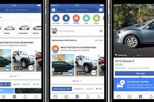 Facebook launches dedicated used car Marketplace section ...